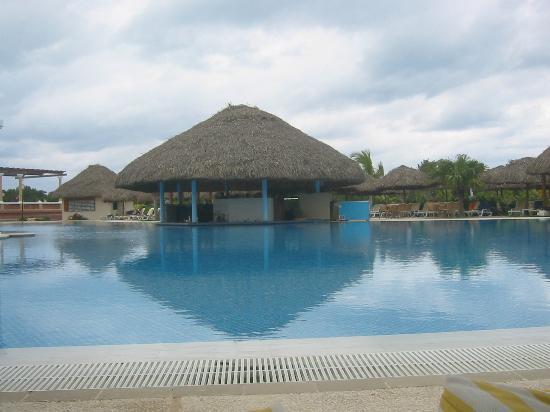 Iberostar Varadero : Pool bar, quiet (thanks Wilma!) for once