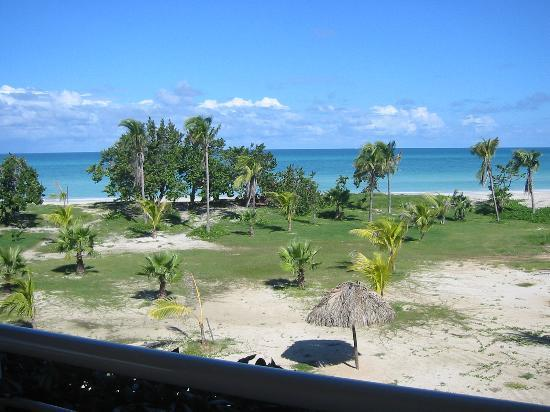 Iberostar Varadero: Another view from the balcony (can't get enough of it!)