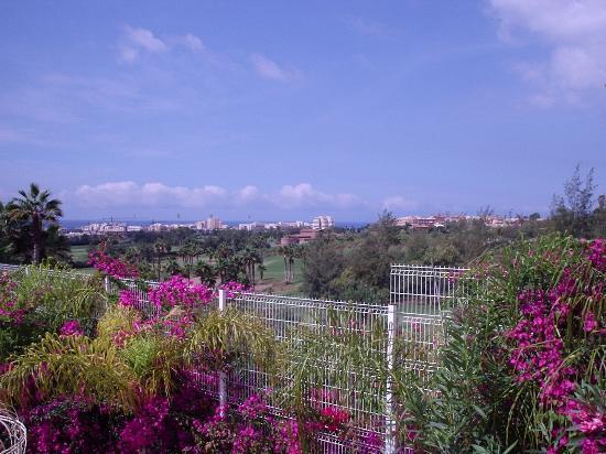 Gran Oasis Resort: Wonderful balcony views from Oasis Golf Resort