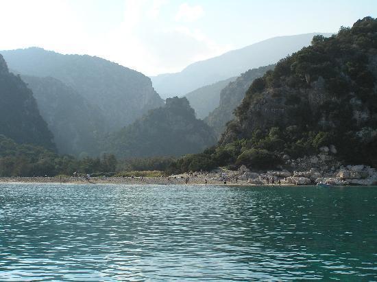 Porto Cervo, Italien: Cala Gonome