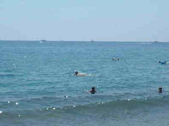 Kleopatra Beach: In the sea Cleopatra beach