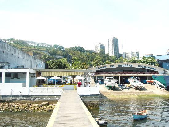 Rio de Janeiro, RJ: Guanabara Marina in Botafogo beach!