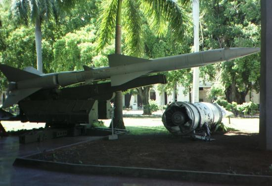 Museum of the Revolution (Museo de la Revolucion)
