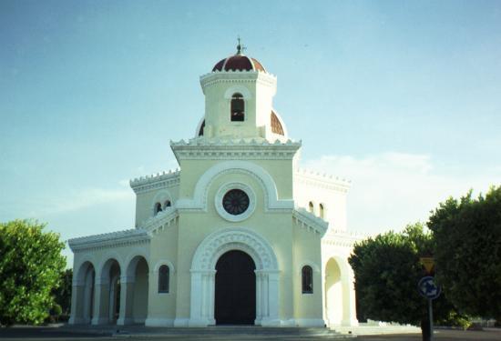 Christopher Columbus Cemetery (Cemetario de Colon): Cemetary hall