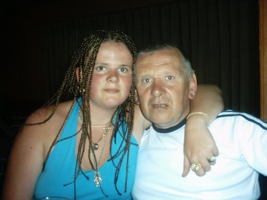 Sunsea II Apartments : me an my dad in panchos pub benidorm 2005
