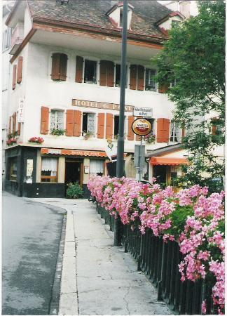 Altstadt Montreux: Rue du Pont