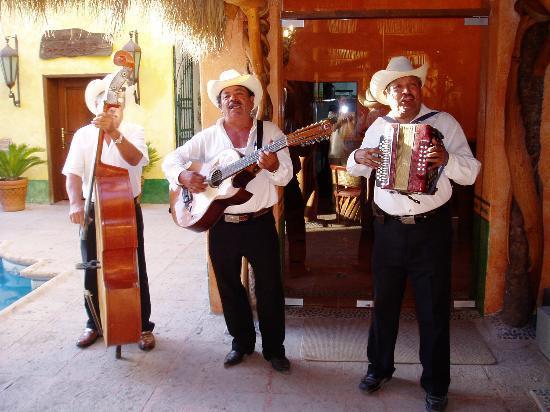 Bilde fra El Fuerte