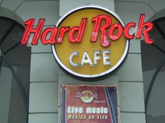 Hard Rock Cafe : Its Here