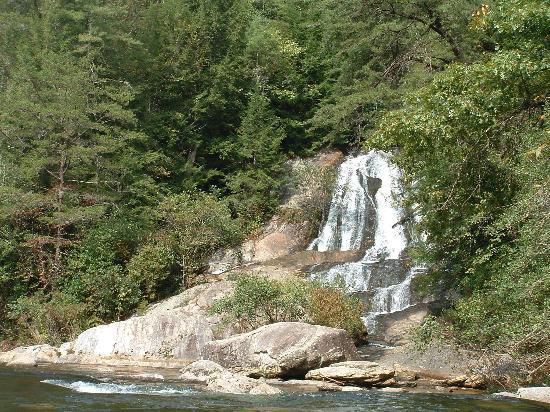Chattooga River: Dicks Creek Fall