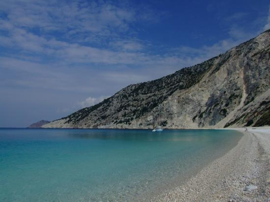 Lixouri, Grèce : Nearby beach (30 min drive)
