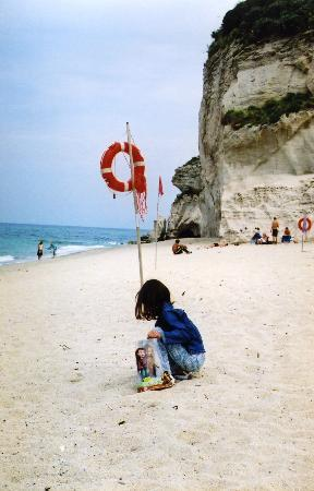 Hotel Village Eden : Tropea beach