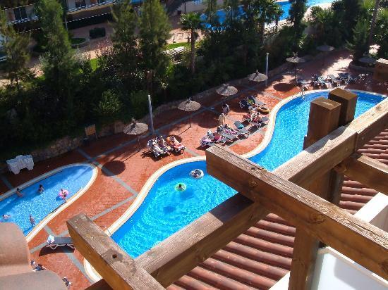 H10 Mediterranean Village : Roof top view