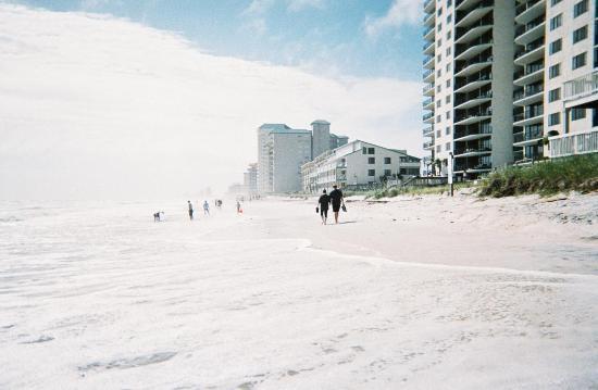 Nautical Watch Gulf Side Villas: Wonderful White Beach