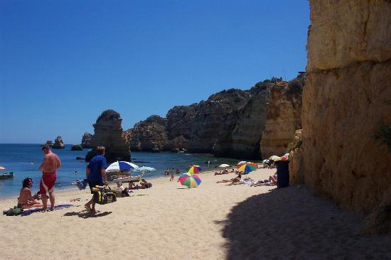 Praia Dona Ana : Praia da Dona Ana