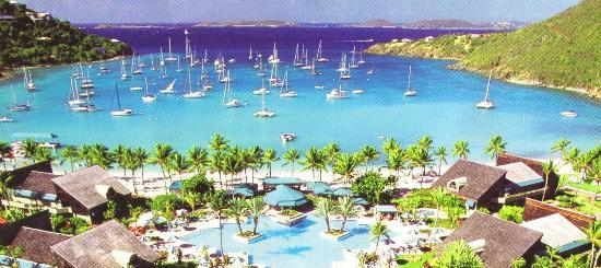 St. John: westin beach