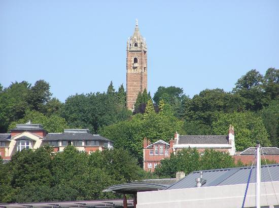 Бристоль, UK: The Cabot Tower, Bristol