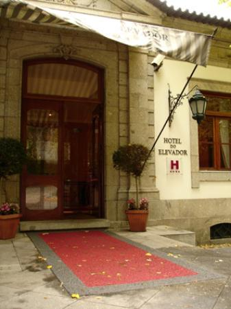 Do Elevador : Hotel entrance