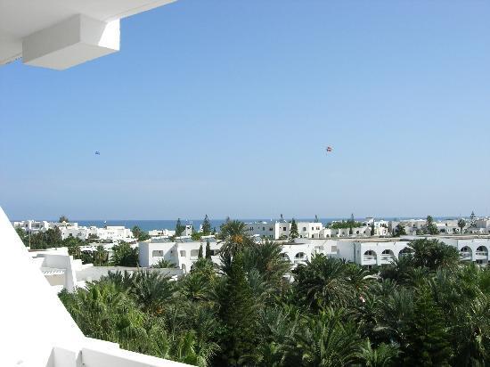 Hotel Kanta: view toward marina