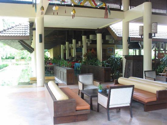 Centara Karon Resort Phuket: PARADISE Lobby entrance