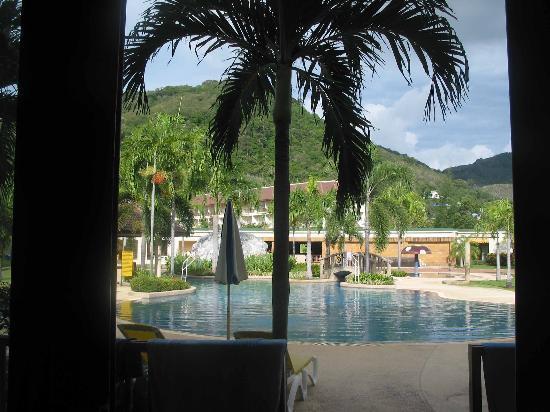 Centara Karon Resort Phuket: Paradise Room view