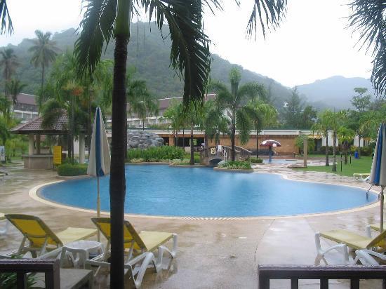 Centara Karon Resort Phuket: Paradise Room view 2