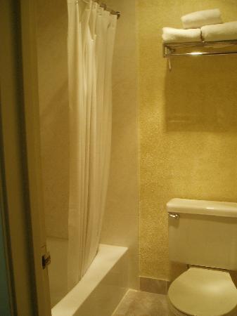 The Katella Palms Hotel at Disneyland Resort: bathroom