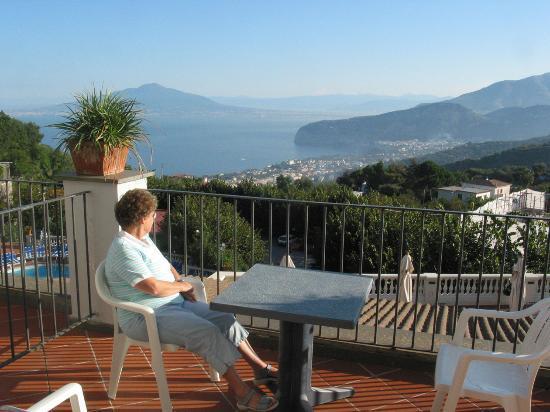 Hotel Iaccarino: Jean,relaxing