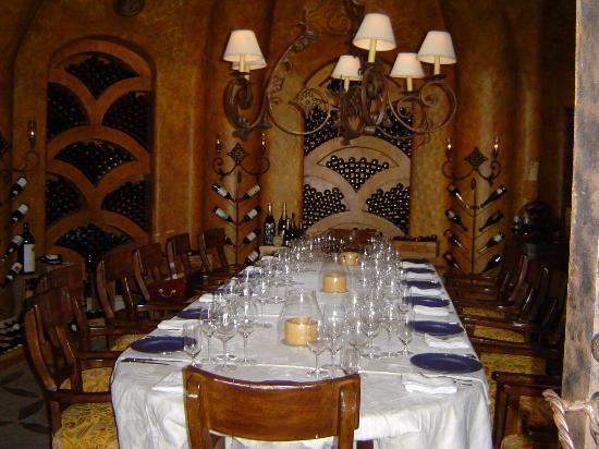 Las Ventanas al Paraiso, A Rosewood Resort: Cava room
