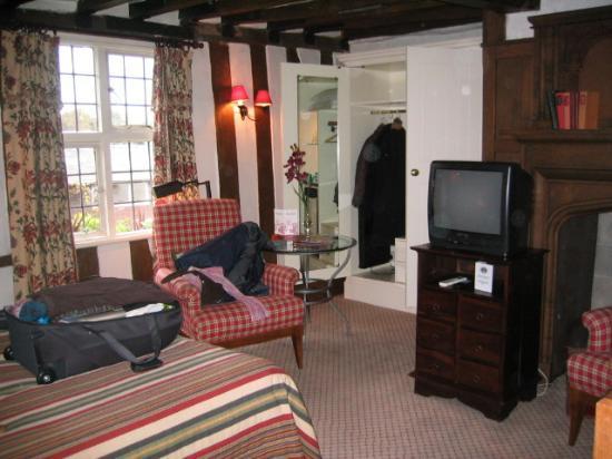 Ye Olde Dog & Partridge: Bedroom No 3