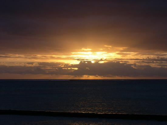 Dinarobin Beachcomber Golf Resort & Spa: Very romantic!