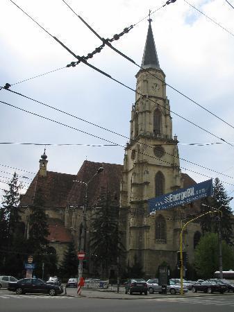 Cluj-Napoca, Rumænien: old center Cluj