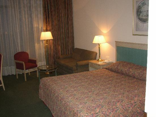 Hilton Alger : The spacious bed
