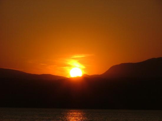 Hotel Marconi: marconi sunset