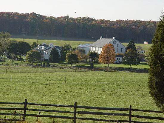 Gettysburg, Pennsylvanie : The Eisenhower Farm