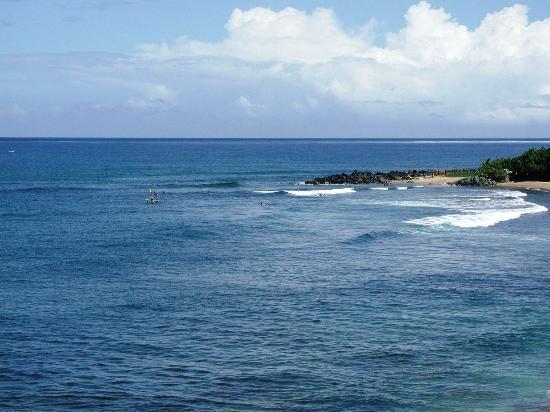 Parador Villa Antonio: Surfers in Rincon
