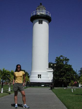 Parador Villa Antonio: Rincon Lighthouse