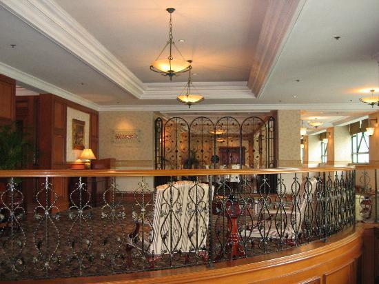 The Ritz-Carlton, Kuala Lumpur: Restaurant