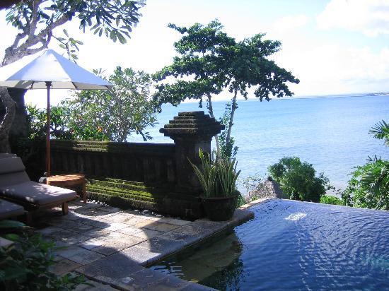 Four Seasons Resort Bali at Jimbaran Bay: Private Plunge Pool in Villa