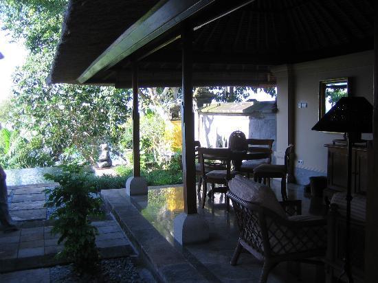 Outdoor Living Room Picture Of Four Seasons Resort Bali At Jimbaran Bay Ji