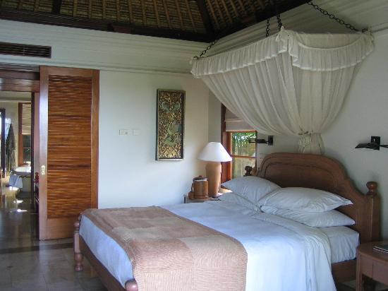 Four Seasons Resort Bali at Jimbaran Bay: Bedroom