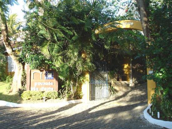 Vila d'este: Villa D'Este front entrance