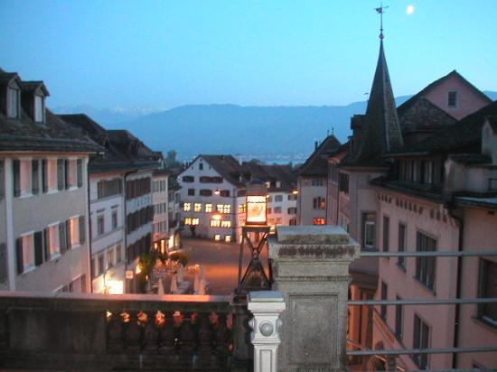 BEST WESTERN PLUS Hotel Speer: charming Rapperswil