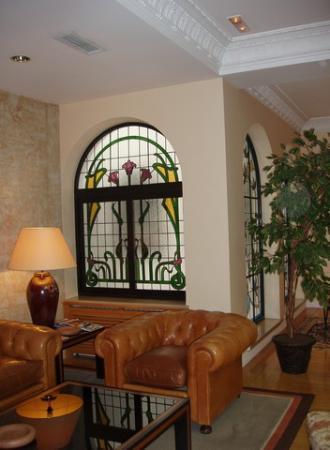Hotel Rector: Lobby area