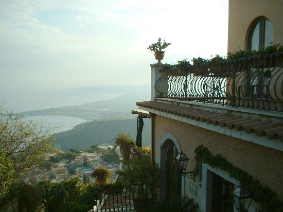 Hotel Villa Ducale: terrace room 10