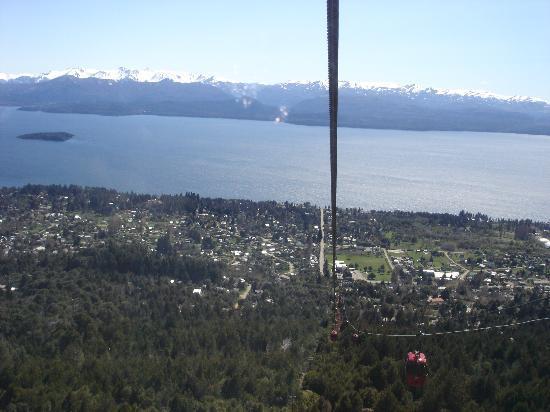 """San Carlos de Bariloche, Argentina: """"Gondola to Cerro de la Silla"""""""