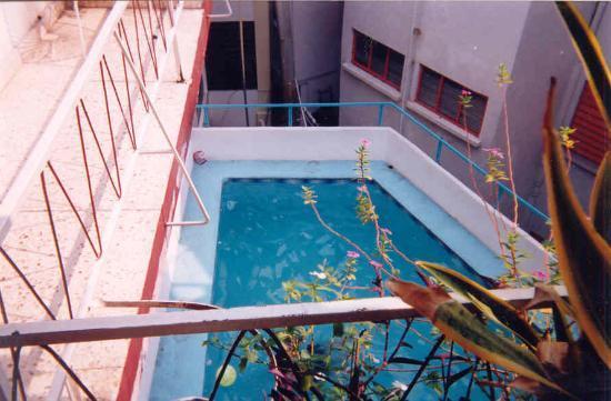 Hotel Los Reyes: swwiming pool