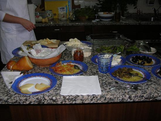 Mamma Agata - Cooking Class : Appetizers