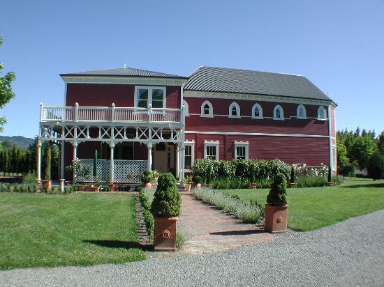 The Marlborough Lodge: The Lodge(1)