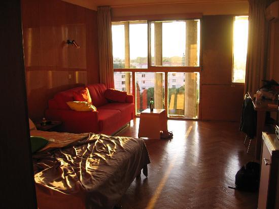Hotel le Corbusier : Through the eyes of Le Corbusier