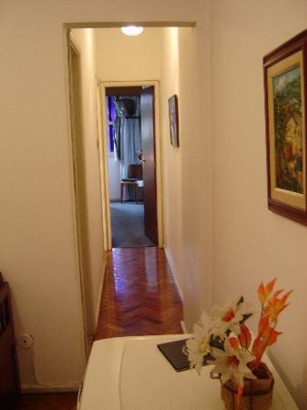 Residencial Apartt: Corridor
